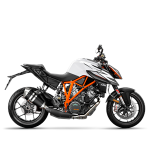 KTM 1290 Super Duke R 2019 White