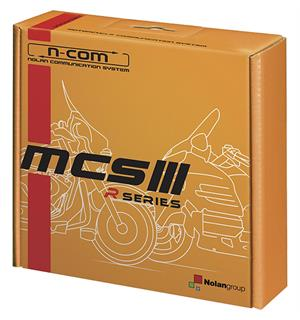 N-Com MCS III R Intercom Honda Goldwing Nolan N100-5, N104, N87, N44, N40-5