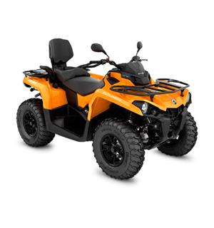 Can-Am Outlander MAX 570 DPS T 2020 Orange Crush, ABS 105km/t