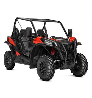 Can-Am Maverick Trail 1000 DPS T 2020 Can-Am Rød, ABS 105km/t