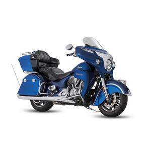 Indian Roadmaster ICON 2018 Blue Sapphire/Brilliant Blue