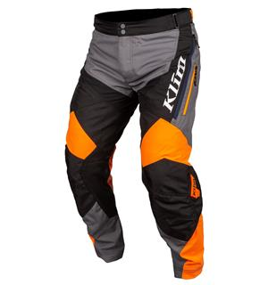 Klim Dakar In The Boot Bukse 30 Striking CORDURA, Karbonite, 3M, DWR, Skinn