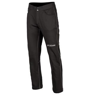 Klim Inferno Bukse - Sort Fleece, Spandex, Thermal Guard