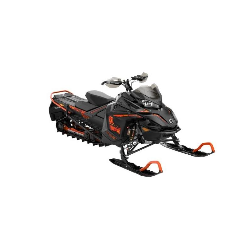 Lynx Xtrim RE 850 E TEC SHOT 2019 Black Race orange