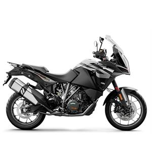 KTM 1290 Super Adventure S 2020 Sølv