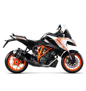 KTM 1290 Super Duke GT 2020 Hvit