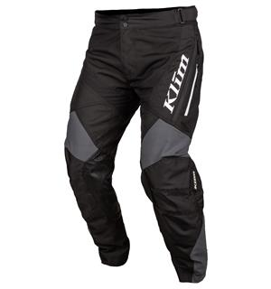 Klim Dakar In The Boot Bukse 30 Stealth CORDURA, Karbonite, 3M, DWR, Skinn