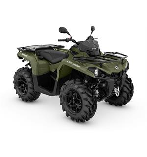 Can-Am Outlander 450 PRO+ T 2020 Squadron Green, 60km/t