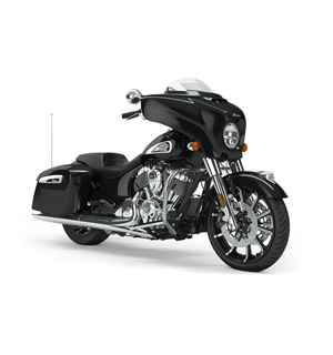 Indian Chieftain Limited 2019 Thunder Black Pearl