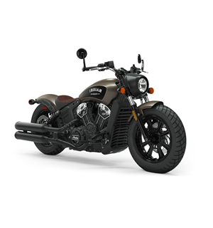 Indian Scout Bobber 2019 Bronze Smoke w/ABS