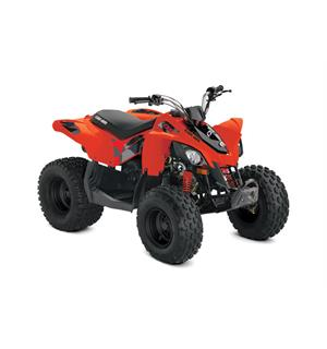 Can-Am DS 90 STD 2020 Can-Am Rød