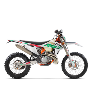 KTM EXC 250 TPI Six Days 2021