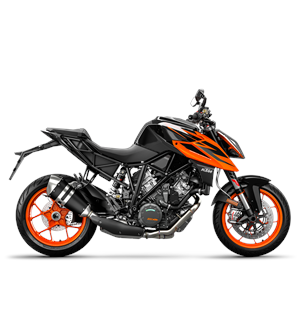 KTM 1290 Super Duke R 2019 Black