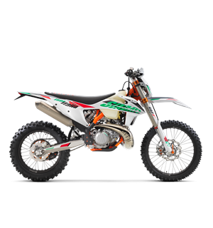 KTM EXC 300 TPI Six Days 2021