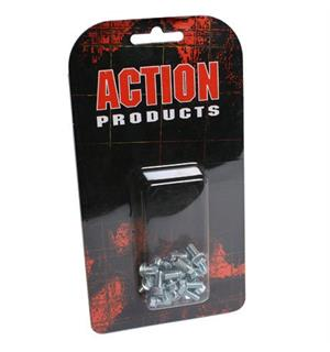 Action Tools Skruer - 25 stk, M6 x12mm Bolt Bags