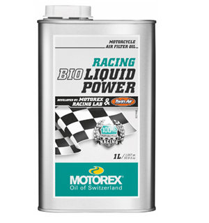 Motorex Twin Air Bio Liquid Power - 1L 1 liter